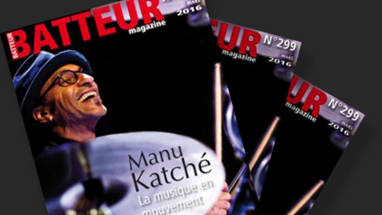 Batteur Magazine